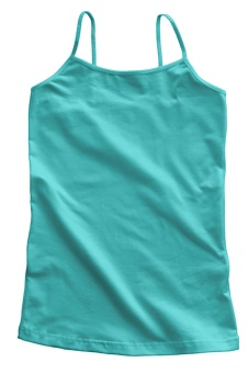 Aqua Cotton Cami